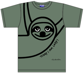 LAZY GUY T-SHIRT